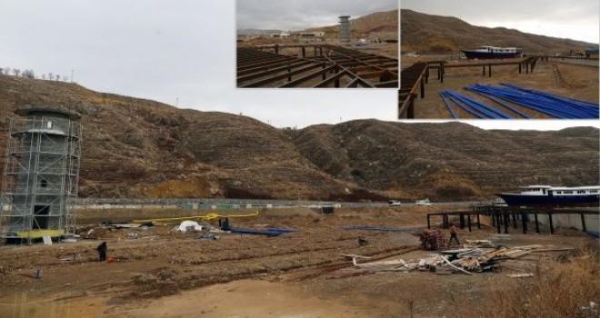 Gölet Projesi Son Sürat Devam Ediyor