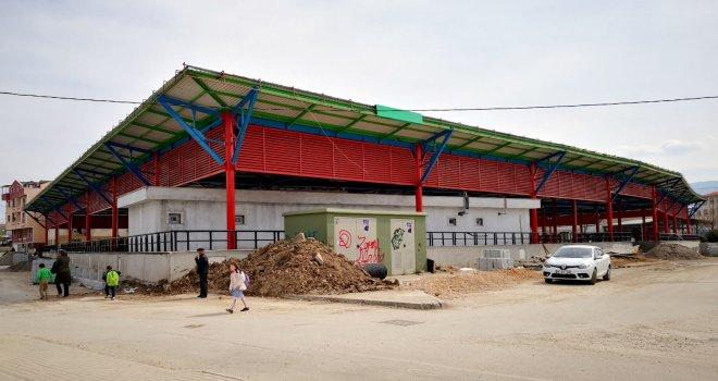 Panayır'a Modern Pazar Alanı