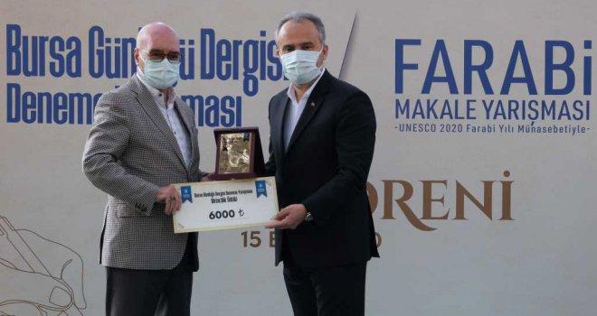 Bursa'yı kadim kılan; kültürü