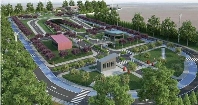 Sivas Büyükşehir 'den çocuklara 'Trafik Eğitim Parkı'
