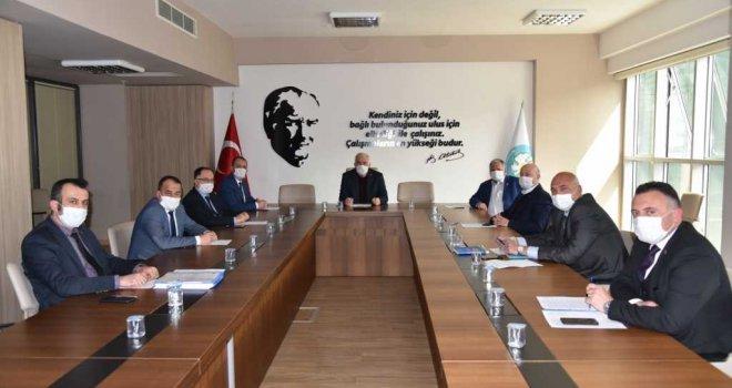 Mart Ayı Encümen Toplantısı Yapıldı