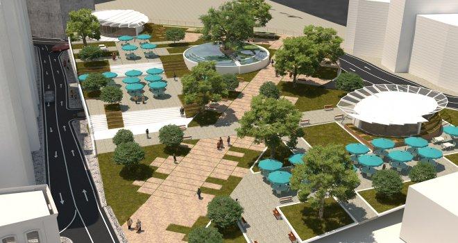 Meydan Parkı III. etap hayırlı olsun