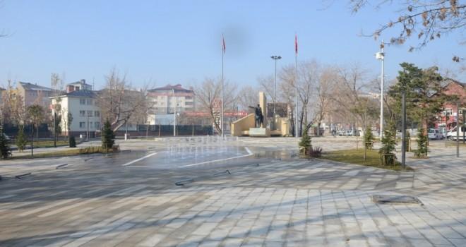 Abide Meydanı Yenilendi
