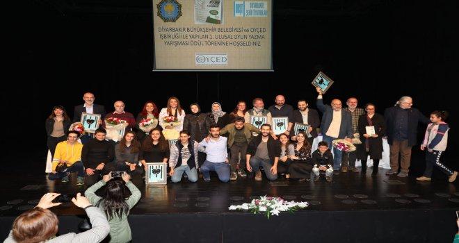 'Ulusal Oyun Yazma Yarışması' ödülleri verildi