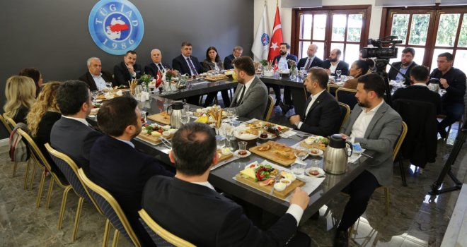 'Uygulanacak projelere Bursalılar'la karar vereceğiz'
