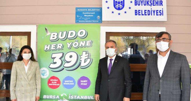 BUDO'da damping: Yüzde 40 indirim