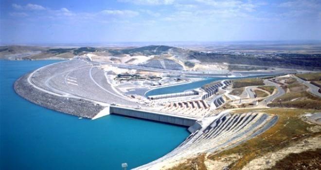 Atatürk Barajı'nda Oksijen Azalıyor