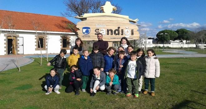 Tohum Sandığı Doğa Koleji Öğrencilerini Ağırladı